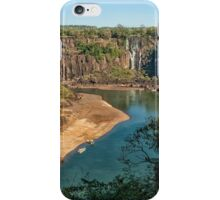 Up The River, See the Falls iPhone Case/Skin