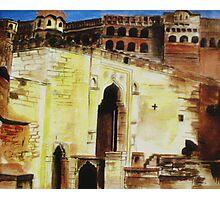 Mehrangarh Fort,Jodhpur(india) Photographic Print