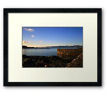 Isle of Seil Framed Print