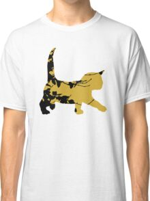 Shadow Creeping Kitten Classic T-Shirt