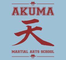 Akuma Martial Arts School Kids Tee