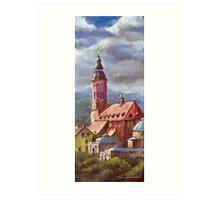 Germany Baden-Baden 03 Art Print