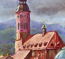 Germany Baden-Baden 03 by Yuriy Shevchuk