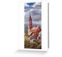 Germany Baden-Baden 03 Greeting Card