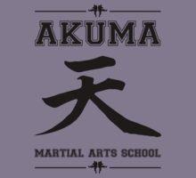 Akuma Martial Arts School Kids Clothes