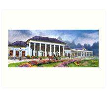 Germany Baden-Baden Casino Art Print