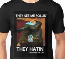 Waffles the Cat - Tank Unisex T-Shirt