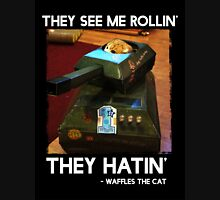Waffles the Cat - Tank Unisex T-Shirt