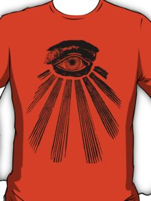The All Seeing Eye. T-Shirt