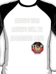 OFFICIAL MERCHANDISE - #SOSBLAKAUSTRALIA design 9 T-Shirt