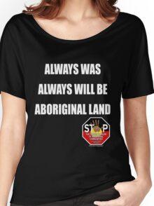 OFFICIAL MERCHANDISE - #SOSBLAKAUSTRALIA design 9 Women's Relaxed Fit T-Shirt