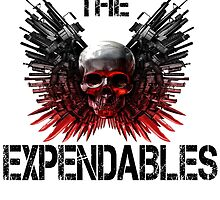 THE EXPENDABLES by fandesigns