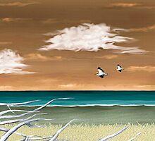All Calm by Gordon  Beck