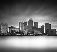 Canary Wharf - London by scottalexander