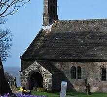 St Peters Church Heysham by spottydog06