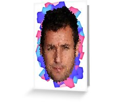 Adam Sandler Greeting Card