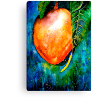 Tropics...The Mango Tree Canvas Print