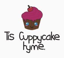 Tis Cuppycake tyme. by Malachai