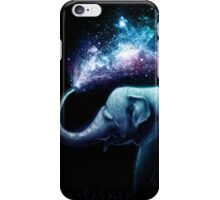 Elephant Splash iPhone Case/Skin
