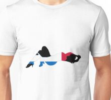Panama Girl Unisex T-Shirt