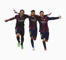 Messi, Suárez and Neymar T-Shirt