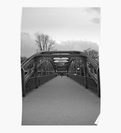 Die Brücke Poster