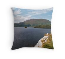 Muckross Lake Throw Pillow