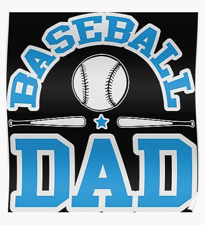 Baseball Dad Poster