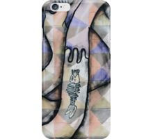 Twisted Love Graffiti Mural iPhone Case/Skin