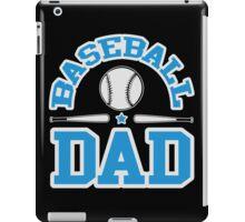 Baseball Dad iPad Case/Skin