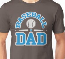 Baseball Dad Unisex T-Shirt
