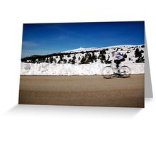 Mont Ventoux, France (5) Greeting Card