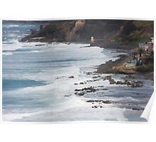 The Ocean View Poster