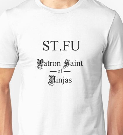 St. Fu Unisex T-Shirt
