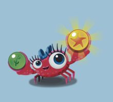 "Bubble Heroes - Kara the Crab ""Bubble"" Edition Kids Clothes"