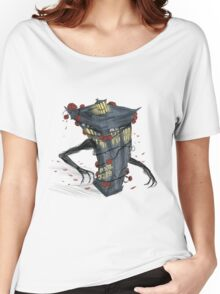 TARDIS Witch Women's Relaxed Fit T-Shirt
