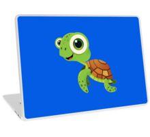 Bubble Heroes - Stu the Turtle Laptop Skin