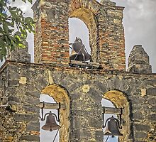 """Ramona - I Hear The Mission Bells Above"" - Mission Espada, San Antonio, Texas, USA by TonyCrehan"