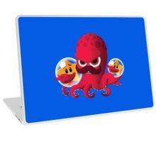 "Bubble Heroes - Boris the Octopus ""Starfish"" Edition Laptop Skin"