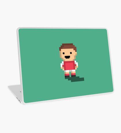 Tiny Goalie - Red Laptop Skin