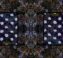 Floral Quilt by Roodius