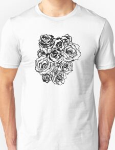 painting the roses Unisex T-Shirt