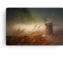 Horsey Mill, Norfolk Metal Print