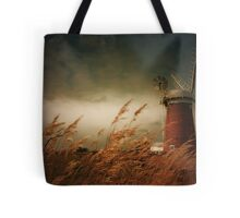 Horsey Mill, Norfolk Tote Bag