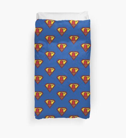 Super-Dalek Duvet Cover
