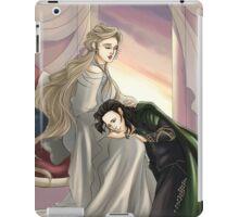 Frigga and Loki iPad Case/Skin