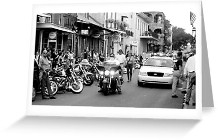 Cops, Bikers, and Voodoo by Kate Purdy