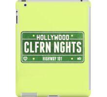 California Nights - Highway 101 iPad Case/Skin