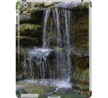 Serenity waterfall 1 iPad Case/Skin