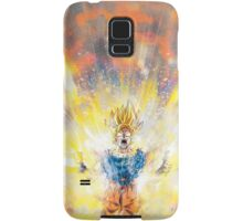 Dragon Ball Z - Super Saiyan Goku Samsung Galaxy Case/Skin